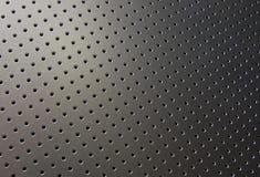 Grey metal plane Stock Images