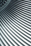 Grey metallic texture. Creating black lines in diagonal Stock Photography