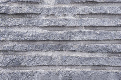 Grey modern wall Royalty Free Stock Photography