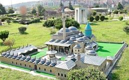 Grey Mosque em Istambul Imagens de Stock Royalty Free