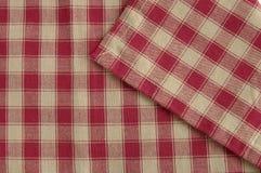 Grey napkin Royalty Free Stock Photos