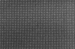 Grey nylon textile texture macro closeup, gray horizontal pattern detail, textured salt and pepper style black and white melange Stock Images