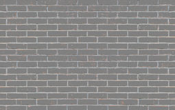Grey old brick wall texture background. Royalty Free Stock Image