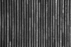 Grey Old Log Cabin Wall Texture. Dark Rustic House Log Wall. Horizontal Timbered Background.  stock image