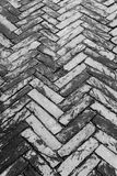 Grey old pavement background texture close up Royalty Free Stock Photography