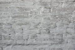 Grey Old Rough Plastered Wall-Hintergrund Stockfoto