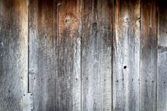 Grey old wood background. Texture Stock Photos