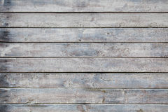 Grey old wooden backgorund. Grey horizontal old wooden backgorund Royalty Free Stock Image