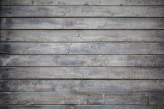 Grey old wooden backgorund Royalty Free Stock Photography