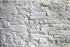 Grey painted brick stone wall background Stock Photos
