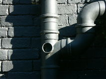 Pipework Stock Image