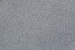 Grey painted stucco wall. Background texture Royalty Free Stock Image
