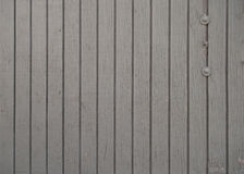 Grey painted wood worn background Royalty Free Stock Images