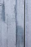 Grey, Painted, Wooden Panel Stock Photo