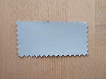 Grey paper sample Royalty Free Stock Images