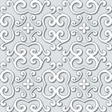 Grey pattern Royalty Free Stock Photo