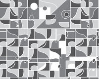 Grey Pattern Stock Images