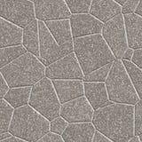 Grey pavement Stock Photos