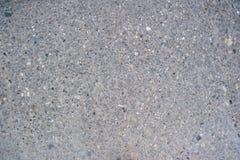Grey pavement closeup Stock Photography