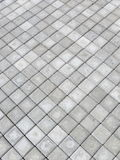Grey pavement Stock Photo