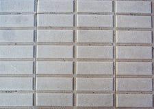 Grey Paving Blocks Stock Foto