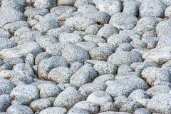 Grey Pebble Stones Stock Images