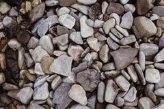 Grey pebbles Royalty Free Stock Photography