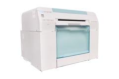 Grey Photo Printer immagini stock libere da diritti