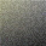 Grey pixel mosaic design background. Grey abstract pixel mosaic pattern design background Stock Photography