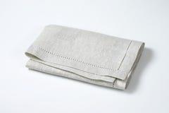 Grey place mat Stock Image