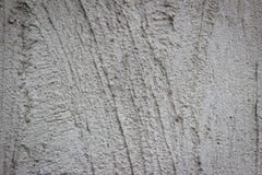 Grey Plaster Wall Can Use para el fondo Fotos de archivo