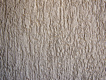 Grey plastering Royalty Free Stock Photo