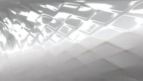 Grey Plastic Sheet Texture royalty-vrije illustratie