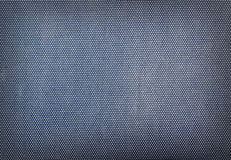 Grey polyester texture. Background. Close up Royalty Free Stock Photography