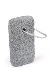 Grey pumice stone Stock Images