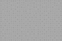 Grey Puzzles Pieces Jigsaw - fondo del vector Imagen de archivo