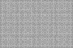 Grey Puzzles Pieces Jigsaw - Vectorachtergrond Stock Afbeelding