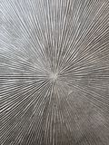 Grey radial textures and background stock image