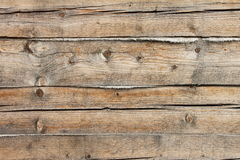 A grey ragged element of wall of house with a heat insulation and rust nail for background, design Royalty Free Stock Images