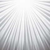 Grey Rays Background Royalty Free Stock Photo