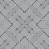 Grey Rectangle Mosaic Seamless Pattern Stock Foto