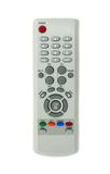 Grey remote control Stock Photography