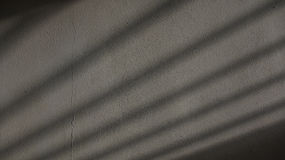 Grey Repaired Cracked Plaster Wal Foto de archivo