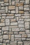 Grey rock wall Royalty Free Stock Photo
