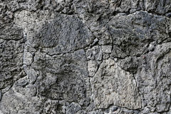 Grey Rock Wall Texture Photographie stock