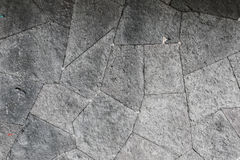 Grey Rock Wall Texture Photo libre de droits