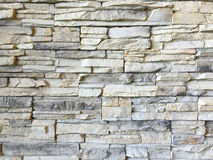 A grey rock wall textures Royalty Free Stock Photo