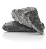 Grey rocks Stock Photos