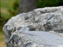 Grey Rocks pour la nature ou le fond naturel Images libres de droits