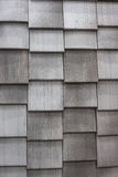 Grey roofing tile background Stock Photography
